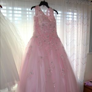 COPY - 'House of Couture' Prom/Quinceañera Dress